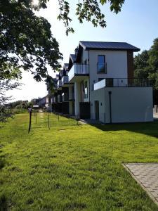 Apartament nad morzem. Gdańsk Wyspa Sobieszewska