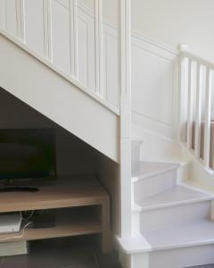Mini Loft Daval, Apartments  Paris - big - 12