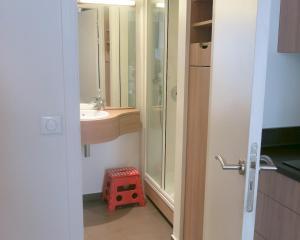 Mini Loft Daval, Apartments  Paris - big - 18
