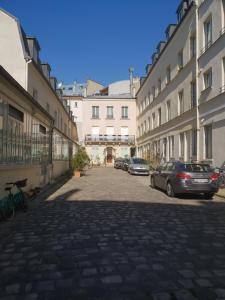 Mini Loft Daval, Apartments  Paris - big - 35