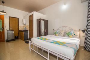 Classic Studio Home in Candolim, Goa, Apartmány  Marmagao - big - 14