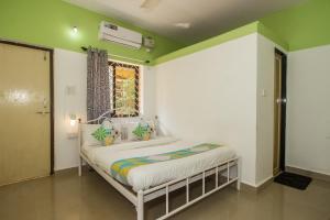 Classic Studio Home in Candolim, Goa, Apartmány  Marmagao - big - 9