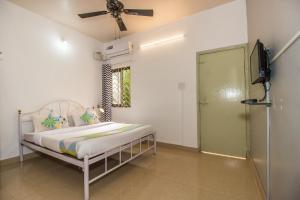 Classic Studio Home in Candolim, Goa, Apartmány  Marmagao - big - 23