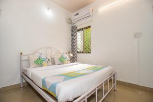 Classic Studio Home in Candolim, Goa, Apartmány  Marmagao - big - 4