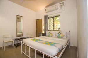 Classic Studio Home in Candolim, Goa, Apartmány  Marmagao - big - 19
