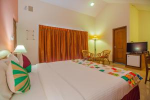Casa Amarilla 1BR Stay in Panjim Goa, Apartmanok  Marmagao - big - 16