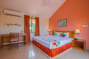 Casa Amarilla 1BR Stay in Panjim Goa, Apartmanok  Marmagao - big - 5