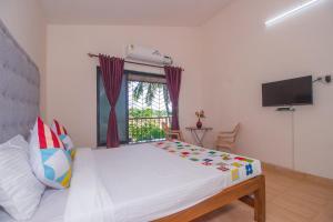Home Elegant StudioSouth Goa, Апартаменты  Marmagao - big - 38