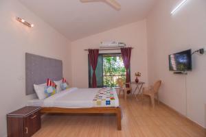 Home Elegant StudioSouth Goa, Апартаменты  Marmagao - big - 35