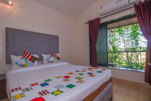 Home Elegant StudioSouth Goa, Апартаменты  Marmagao - big - 37