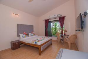 Home Elegant StudioSouth Goa, Апартаменты  Marmagao - big - 36