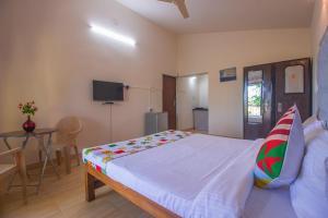 Home Elegant StudioSouth Goa, Апартаменты  Marmagao - big - 32