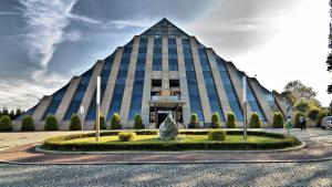 4 hvězdičkový hotel Piramida Park Hotel & Wellness Tychy Polsko