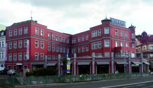 Apartmany Becherplatz - Rybáře
