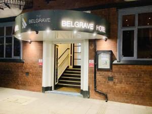 Belgrave Hotel, Отели  Честер - big - 32