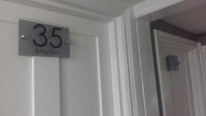 Belgrave Hotel, Отели  Честер - big - 36