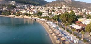 Seafront apartment ΙΙ in Kiveri, near Nafplion. Argolida Greece