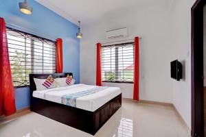 . Spacious 1BR Abode in Bhubaneswar