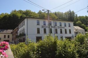 . Hôtel Le Saint-Hubert