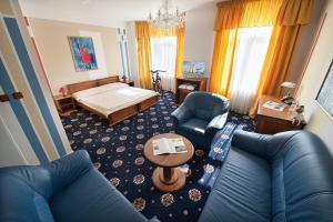 Brioni Suites, Apartmánové hotely  Ostrava - big - 29