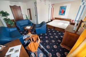 Brioni Suites, Apartmánové hotely  Ostrava - big - 12