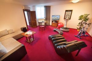 Brioni Suites, Apartmánové hotely  Ostrava - big - 14