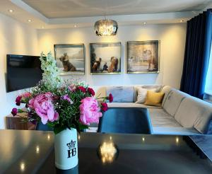 Cambiani Royal luksusowy apartament blisko morza