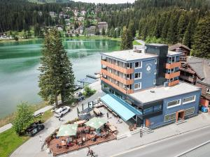 Provisorium13 - Hotel Obersee - Arosa
