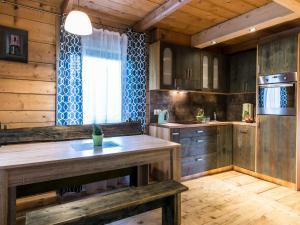 Dom drewniany Ozwa