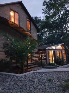 Дом для отпуска ЭкоДомик