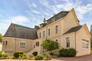 Location gîte, chambres d'hotes Hôtel Le Haut des Lys dans le département Indre et Loire 37