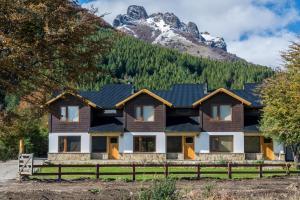 Cabañas & Apart Ruta 63 - Hotel - Villa Meliquina