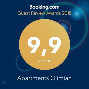 Apartments Olimian