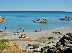 Casa Mutreku one minute from the beach in Sos Alinos