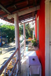 Apartamento na rua principal, vista incrível- Itacare-ba