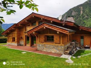 Location gîte, chambres d'hotes Chalet Kidou dans le département Haute Savoie 74