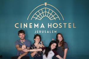 Cinema Hostel Jerusalem