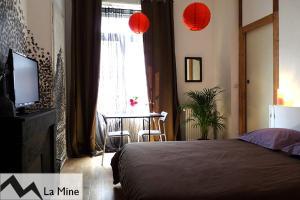 Chambres d'Hôtes Belle Étoile - Le Brûlé