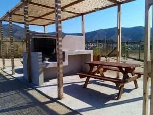 Lomas Papudo 4, Apartmány  Papudo - big - 2