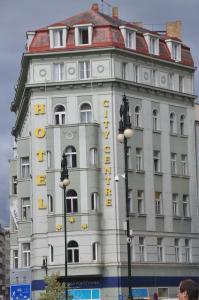 Отель City Centre, Прага