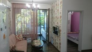 Luxury furnished property in the heart of the city