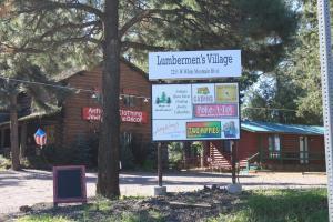 Lumbermen's Village, Priváty  Pinetop-Lakeside - big - 30