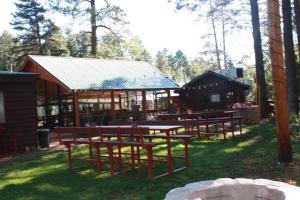 Lumbermen's Village, Priváty  Pinetop-Lakeside - big - 31