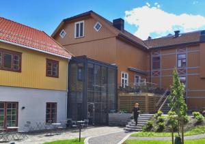 Accommodation in Svarstad