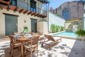 Casa Pantheon Luxury Colonial House Santo Domingo
