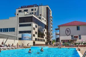 Курортный отель Фламинго, Дивноморское