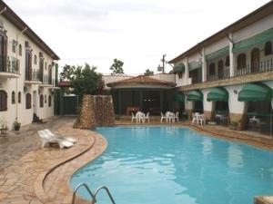 Отель Hotel Chalé São Jorge, Апаресида