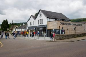 Lock Chambers, Caledonian Canal Centre