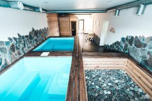obrázek - Коттедж в японском стиле с баней и бассейном