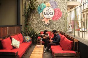 Sauce Hostel